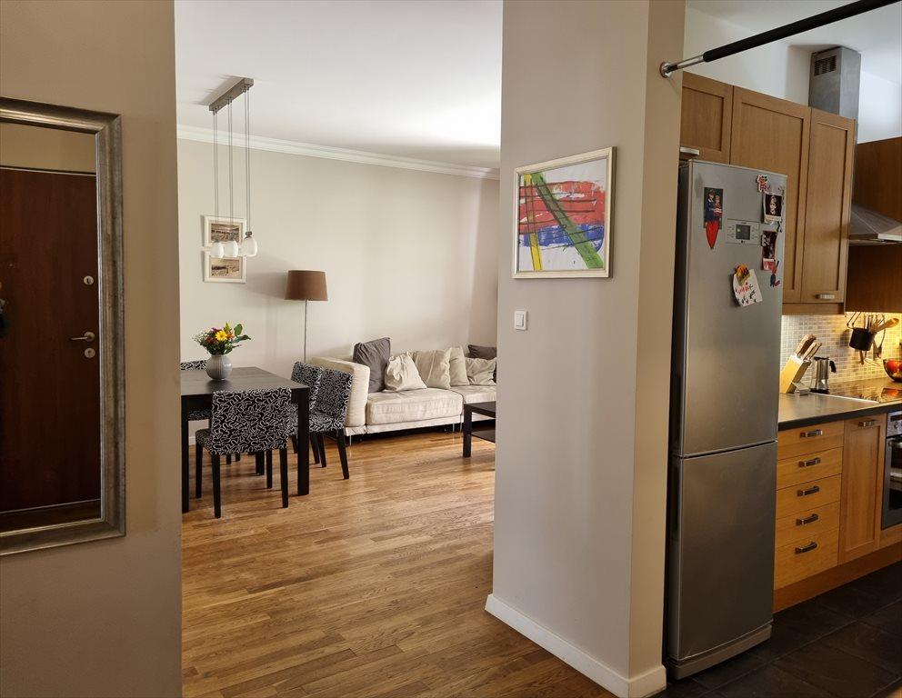Mieszkanie trzypokojowe na sprzedaż Warszawa, Wilanów, Sarmacka  78m2 Foto 6
