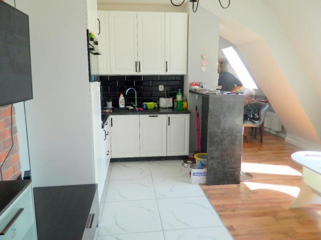 Mieszkanie trzypokojowe na sprzedaż Giżycko, Kolejowa  50m2 Foto 4