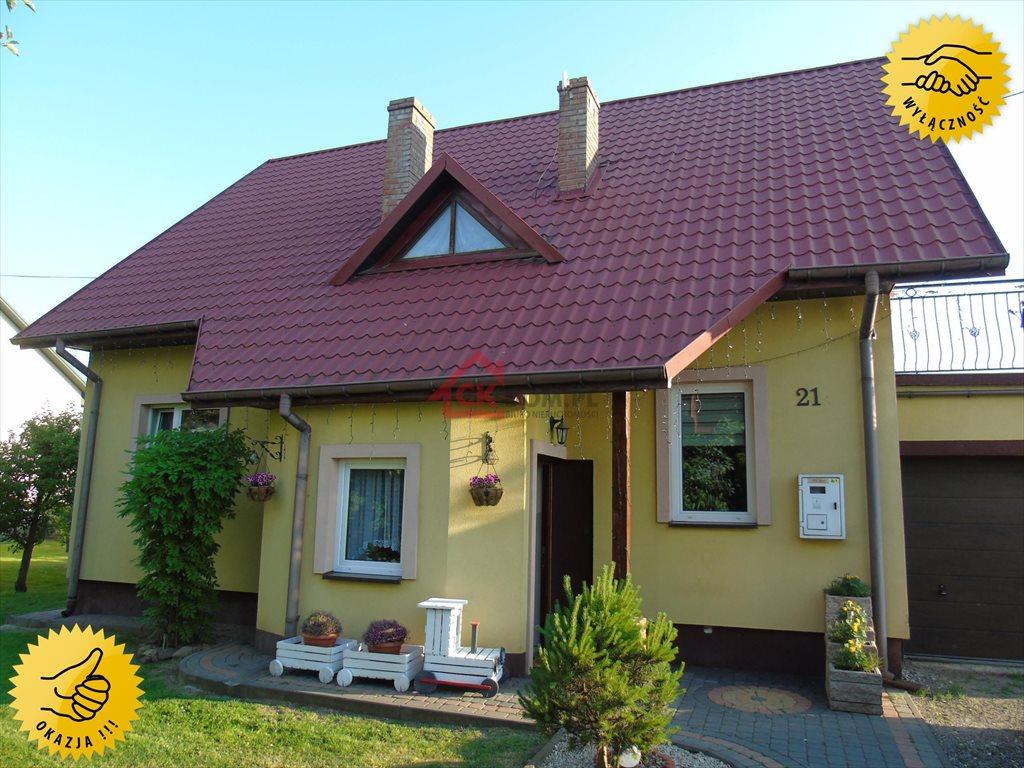 Dom na sprzedaż Zbrza, Nowa Wieś  237m2 Foto 1