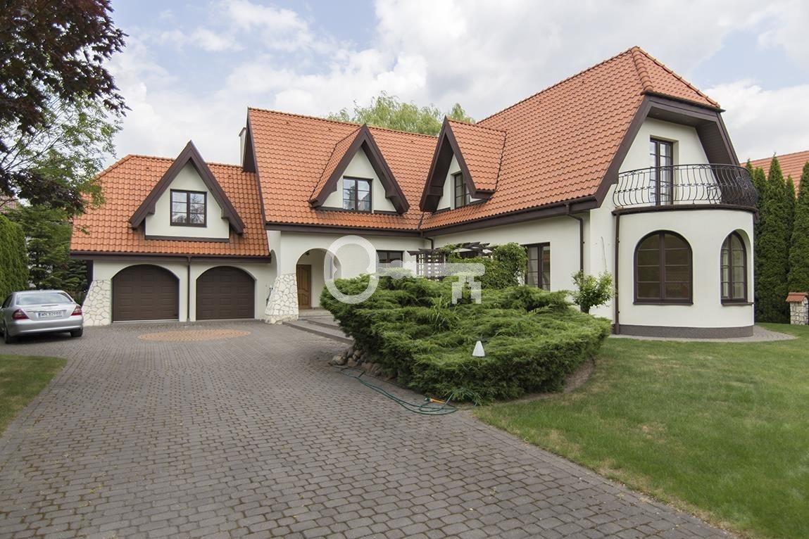 Dom na wynajem Konstancin-Jeziorna, Konstancin, Aleja Wojska Polskiego  350m2 Foto 1