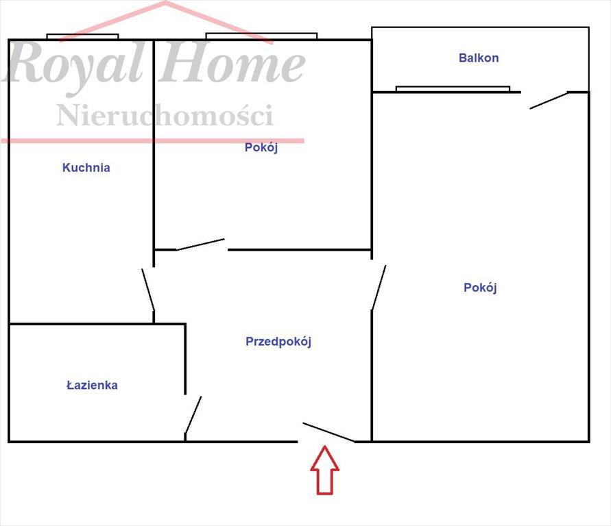 Mieszkanie dwupokojowe na sprzedaż Wrocław, Krzyki, Huby, Borowska  39m2 Foto 12