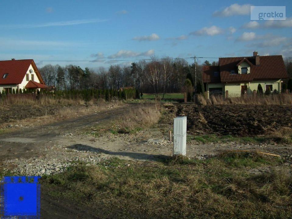 Działka budowlana na sprzedaż Gliwice, Żerniki, Janiny Omańkowskiej  825m2 Foto 1