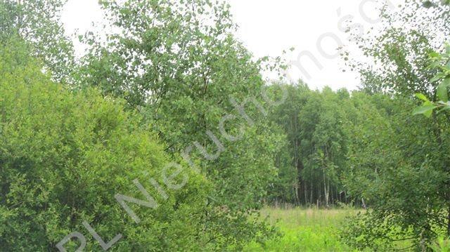 Działka budowlana na sprzedaż Olesin  1787m2 Foto 1