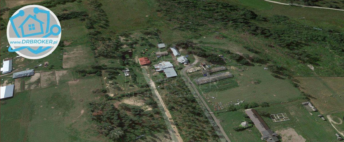 Działka budowlana na sprzedaż Grabówka, Wypoczynkowa  10575m2 Foto 1