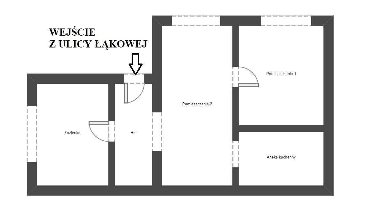 Lokal użytkowy na wynajem Białystok, Bojary, Łąkowa  50m2 Foto 6