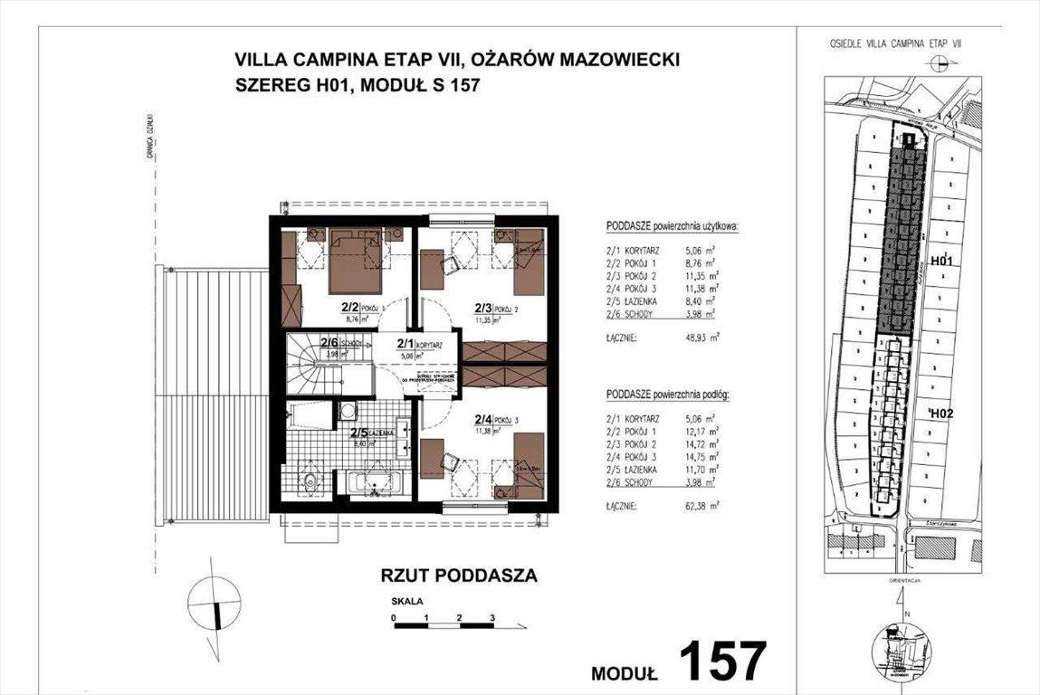 Dom na sprzedaż Warszawa, Bemowo, warszawa  134m2 Foto 5