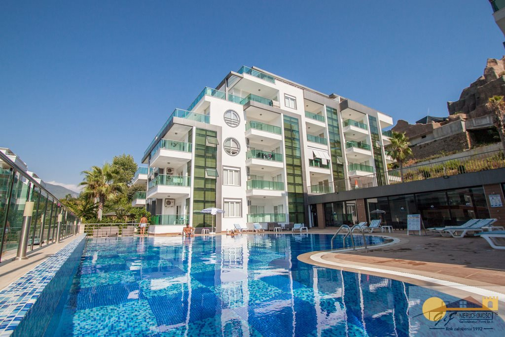 Mieszkanie dwupokojowe na sprzedaż Turcja, Alanya, Alanya, Kestel  60m2 Foto 1