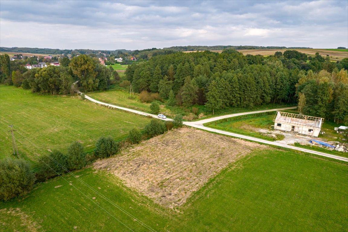 Działka rolna na sprzedaż Nockowa, Iwierzyce  2100m2 Foto 1