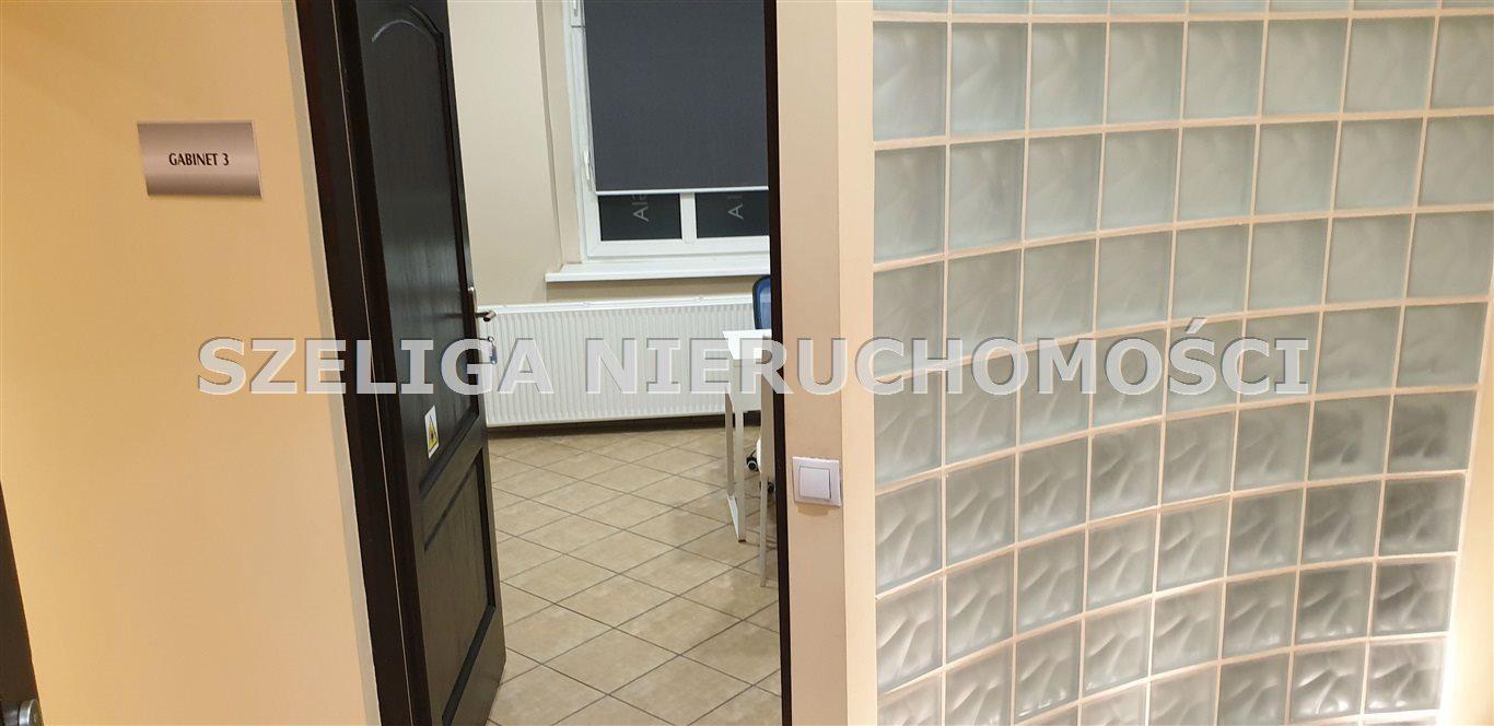 Lokal użytkowy na wynajem Gliwice, Centrum, OKOLICE JAGIELLONSKIEJ, GABINETY LEKARSKIE  127m2 Foto 2