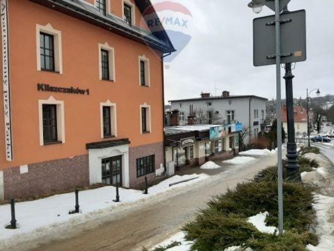 Lokal użytkowy na wynajem Rabka-Zdrój  178m2 Foto 1