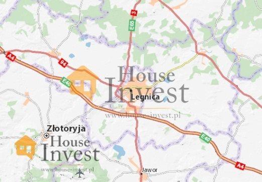 Działka przemysłowo-handlowa na sprzedaż Legnica, Jaworzyńska  14000m2 Foto 1