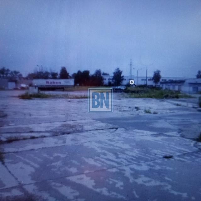 Działka przemysłowo-handlowa pod dzierżawę Gliwice  5000m2 Foto 1
