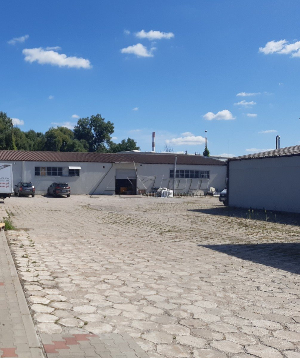Lokal użytkowy na wynajem Warszawa, Targówek Utrata  860m2 Foto 3