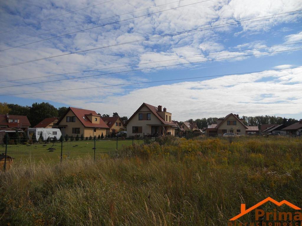 Działka budowlana na sprzedaż Morzyczyn  1502m2 Foto 4