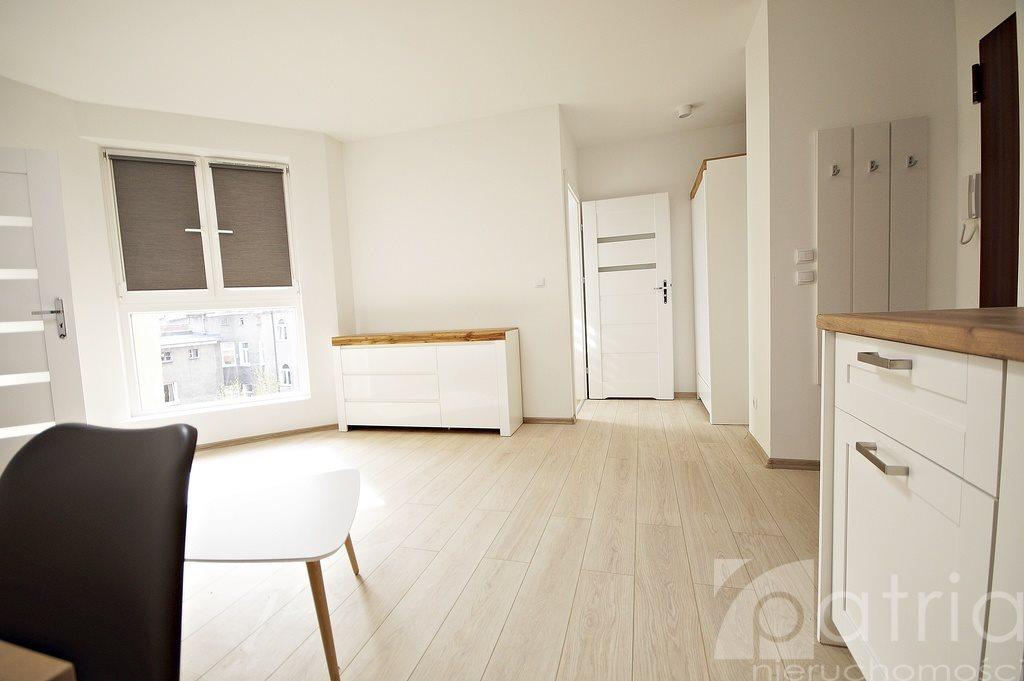 Mieszkanie dwupokojowe na wynajem Szczecin, Centrum, Andrzeja Małkowskiego  36m2 Foto 3