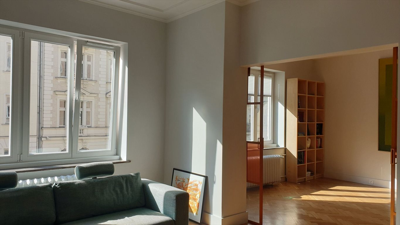 Mieszkanie trzypokojowe na sprzedaż Warszawa, Śródmieście, Wiejska  107m2 Foto 7