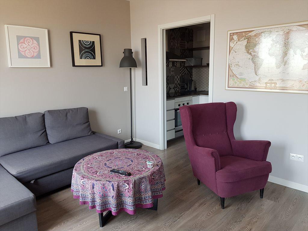 Mieszkanie dwupokojowe na wynajem Warszawa, Ursynów, Lanciego  62m2 Foto 1