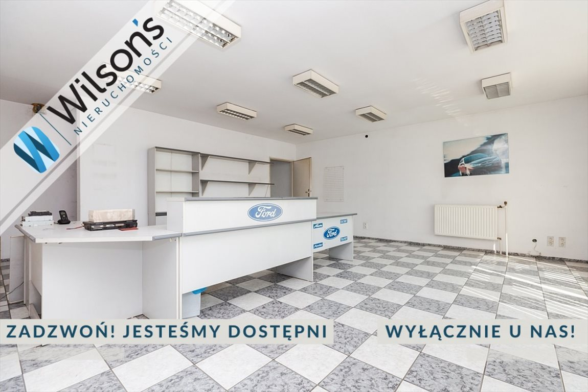 Lokal użytkowy na wynajem Warszawa, Targówek, Łodygowa  60m2 Foto 1