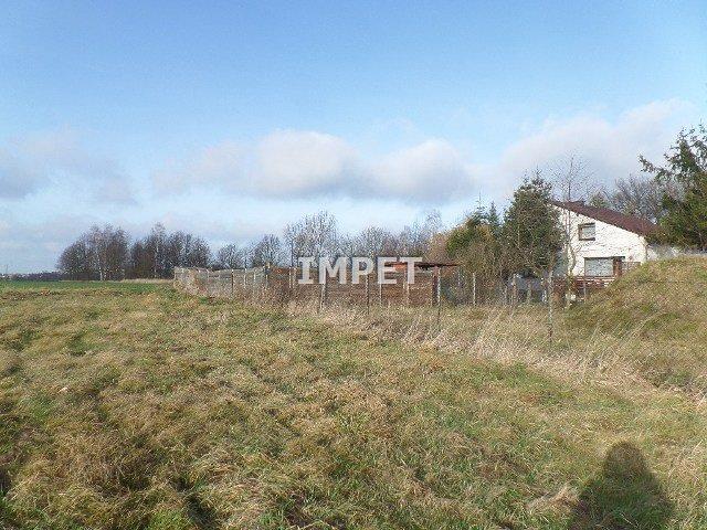 Działka budowlana na sprzedaż Jerzmanki  1050m2 Foto 1
