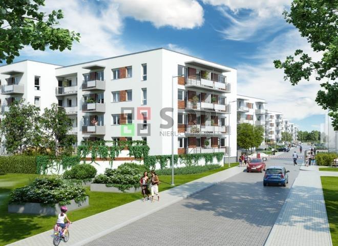Mieszkanie trzypokojowe na sprzedaż Wrocław, Krzyki, Opolska  55m2 Foto 1