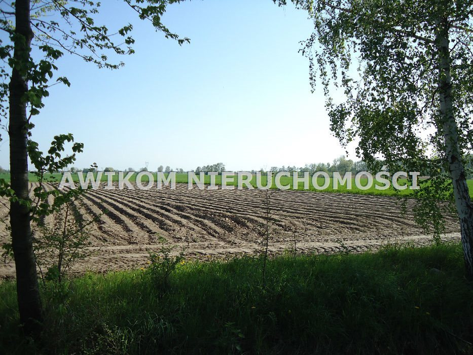 Działka budowlana na sprzedaż Bronisławów  1171m2 Foto 4