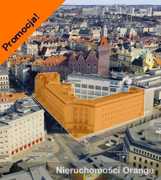 Lokal użytkowy na sprzedaż Poznań  9325m2 Foto 1