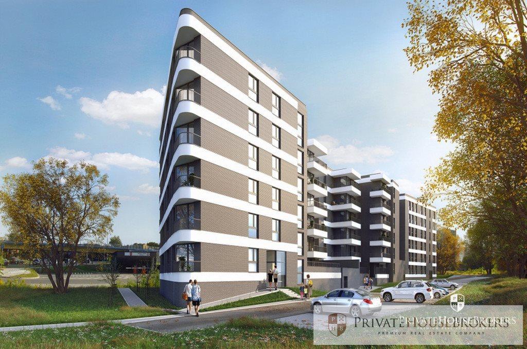 Mieszkanie dwupokojowe na sprzedaż Kraków, Prądnik Czerwony, Prądnik Czerwony, Promienistych  45m2 Foto 11
