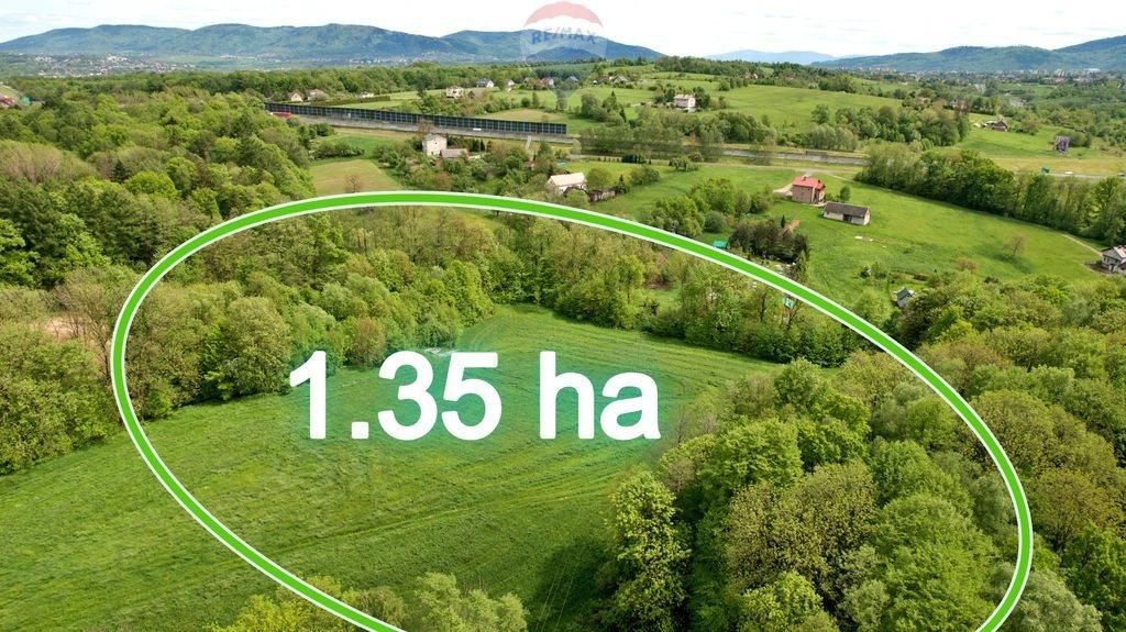 Działka rolna na sprzedaż Mazańcowice  14396m2 Foto 4