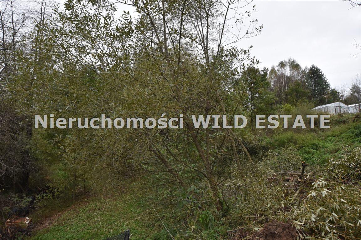 Działka rolna na sprzedaż Lesko, Manasterzec  4051m2 Foto 1
