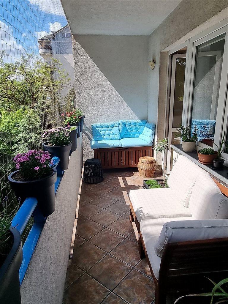 Mieszkanie dwupokojowe na sprzedaż Warszawa, Praga-Południe, Gocław, Kardynała Aleksandra Kakowskiego  61m2 Foto 11