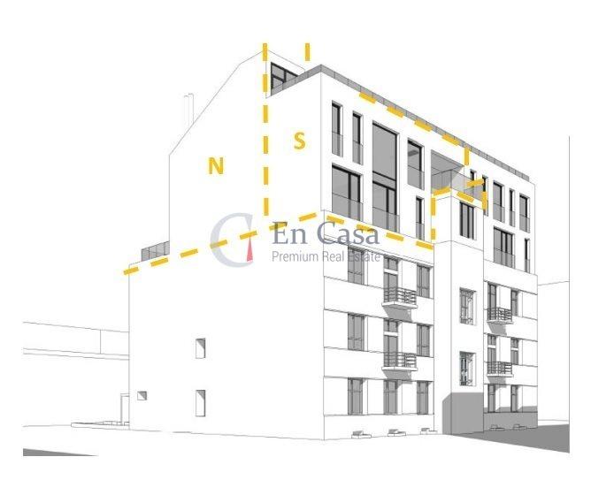 Mieszkanie trzypokojowe na sprzedaż Warszawa, Śródmieście, Hoża  96m2 Foto 2