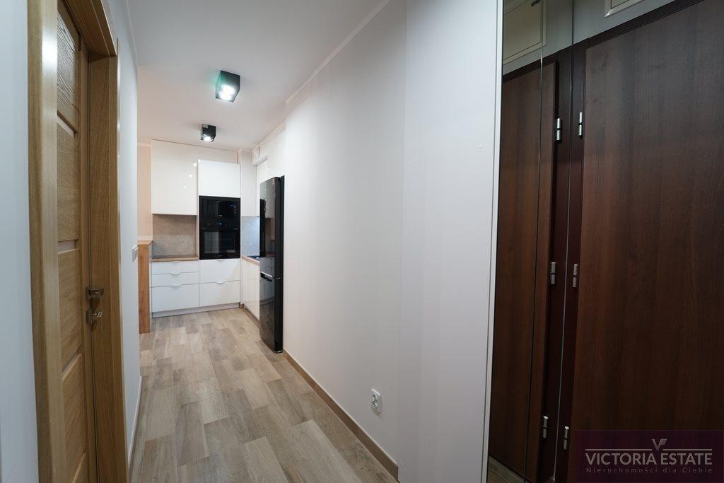 Mieszkanie trzypokojowe na wynajem Kraków, Zabłocie, Tadeusza Romanowicza  44m2 Foto 11