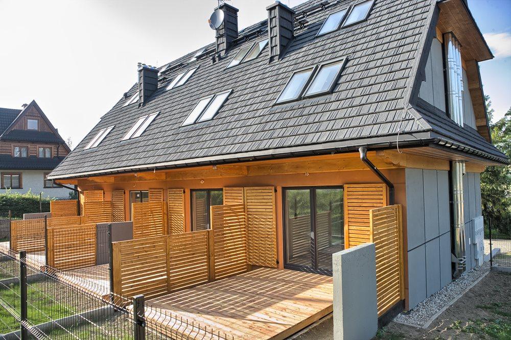 Mieszkanie czteropokojowe  na sprzedaż Kościelisko, Groń  89m2 Foto 1