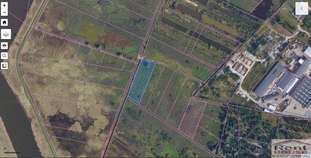 Działka rolna na sprzedaż Szczecin, Klucz  5522m2 Foto 1