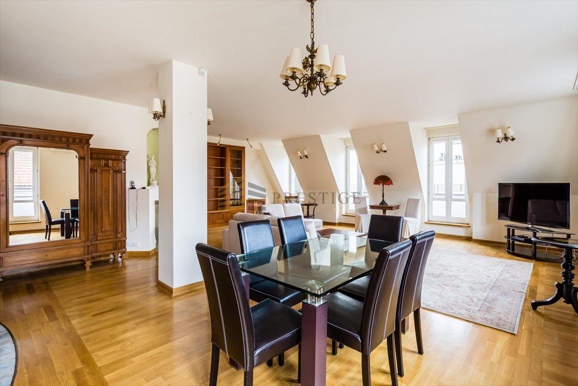 Mieszkanie czteropokojowe  na sprzedaż Warszawa, Śródmieście, Nowe Miasto, Zakroczymska  159m2 Foto 1