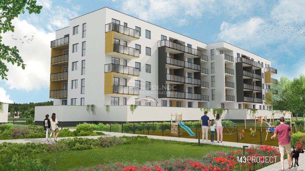 Mieszkanie trzypokojowe na sprzedaż Bolesławiec, Staroszkolna  59m2 Foto 2
