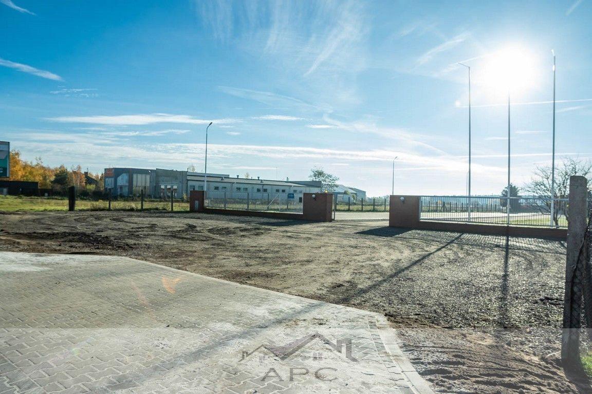 Działka przemysłowo-handlowa pod dzierżawę Leszno  4570m2 Foto 5