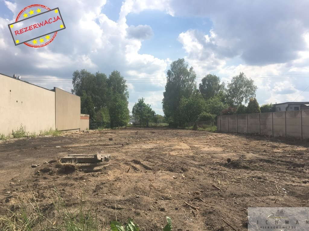 Działka budowlana na sprzedaż Łódź, Widzew  2039m2 Foto 2