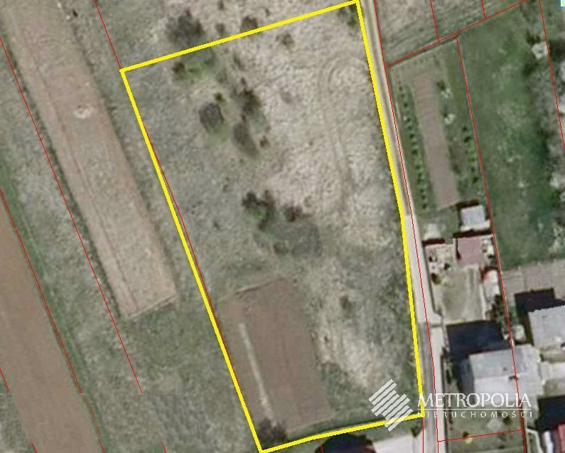 Działka rolna na sprzedaż Luszowice  2912m2 Foto 1