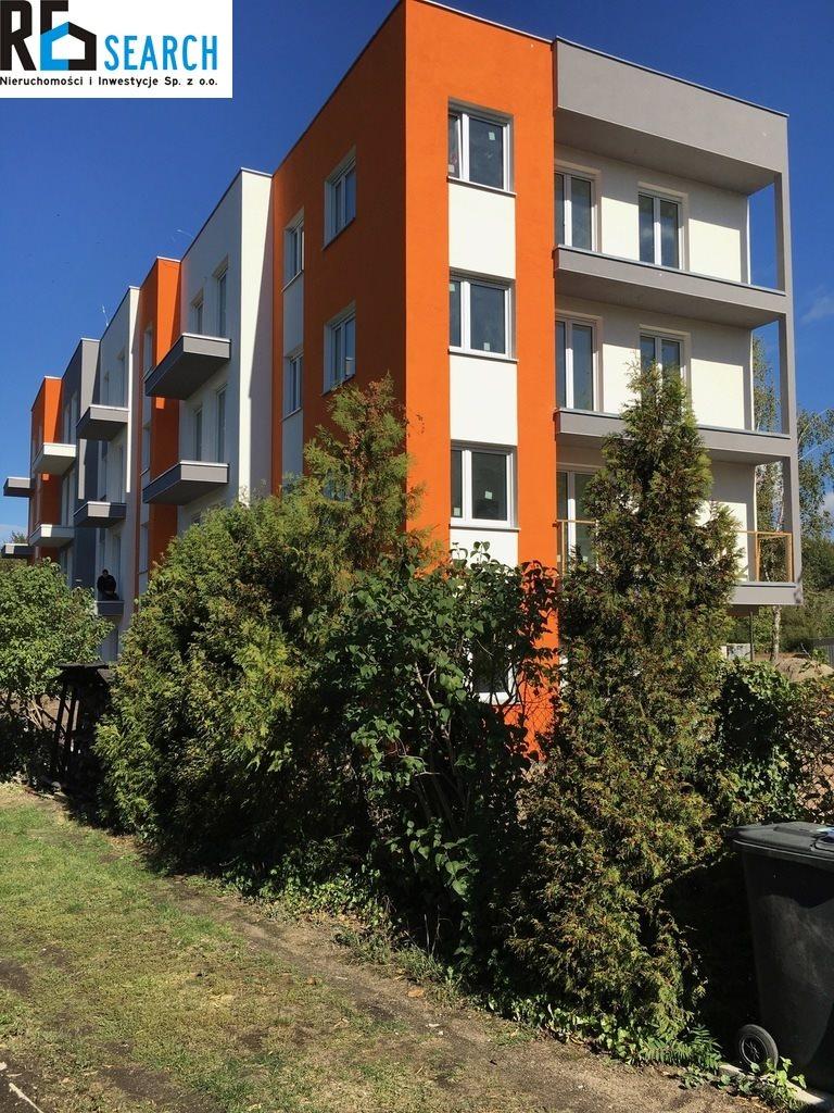 Mieszkanie dwupokojowe na sprzedaż Poznań, Nowe Miasto, Sucha  49m2 Foto 2