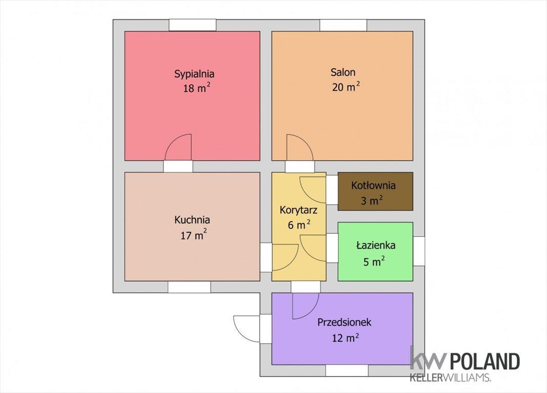 Dom na sprzedaż Sulików  100m2 Foto 4