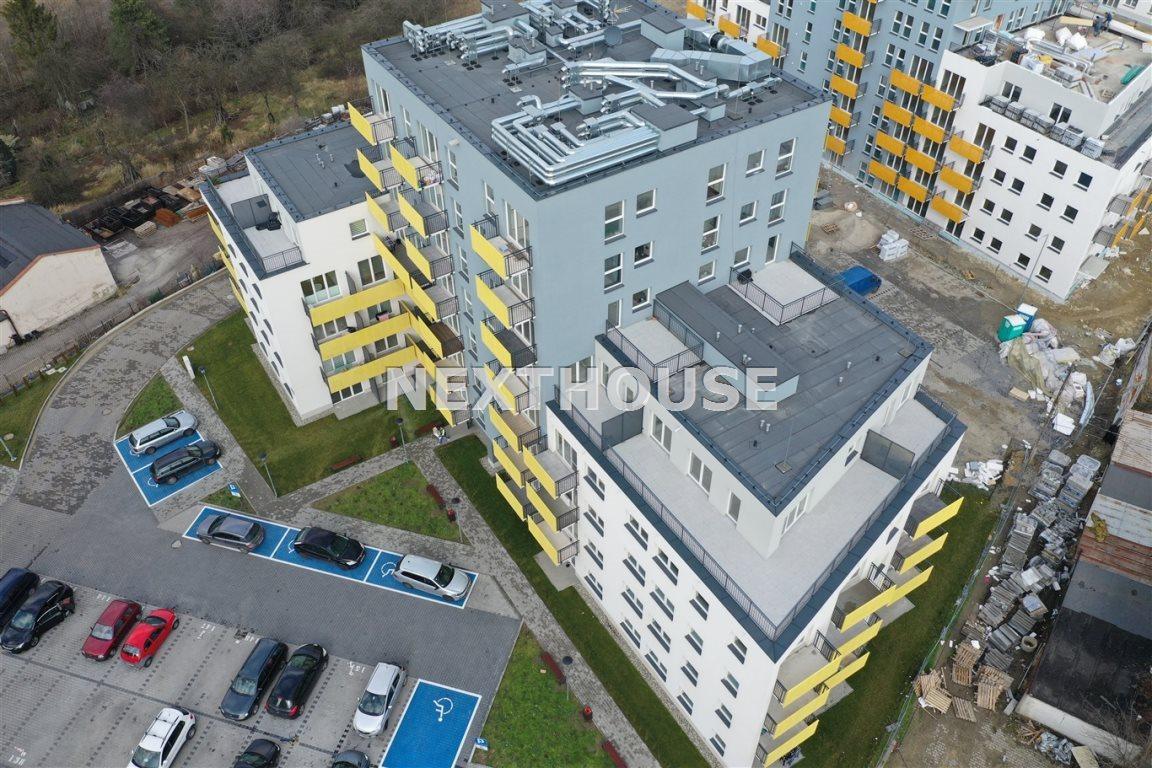 Mieszkanie trzypokojowe na sprzedaż Gliwice, Stare Gliwice  53m2 Foto 6