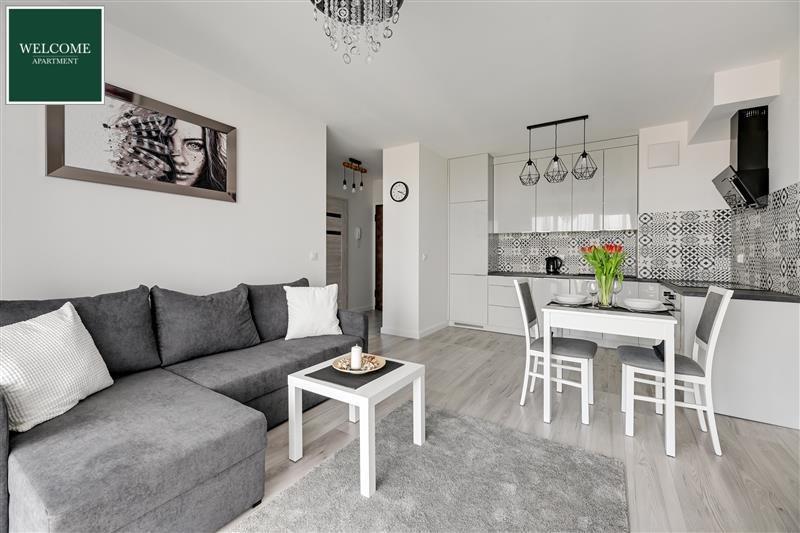 Mieszkanie dwupokojowe na wynajem Gdańsk, Jasień, GOSKA  45m2 Foto 5