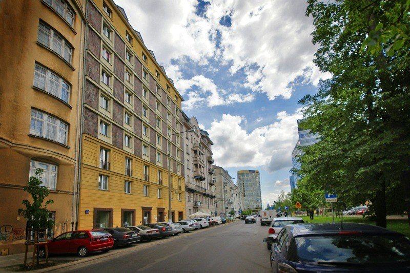 Lokal użytkowy na wynajem Warszawa, Śródmieście, Polna 48  100m2 Foto 1