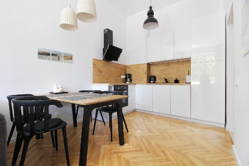 Mieszkanie dwupokojowe na sprzedaż Sopot, Dolny Sopot, Chopina Fryderyka  31m2 Foto 1