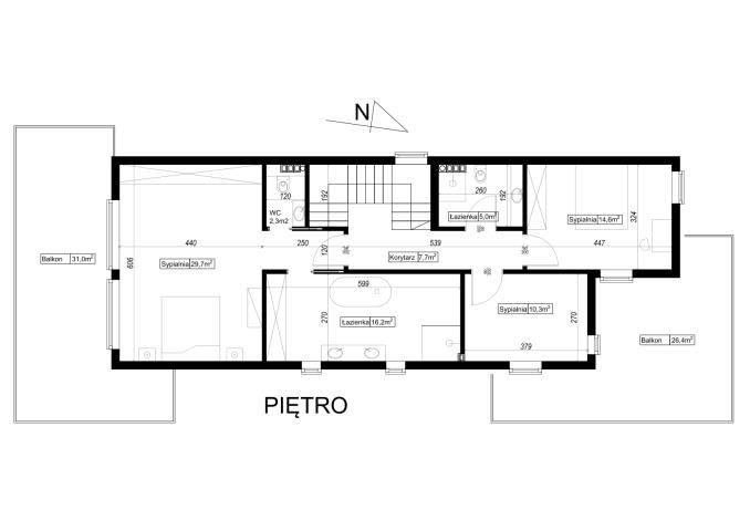 Dom na sprzedaż Ożarów Mazowiecki  200m2 Foto 5