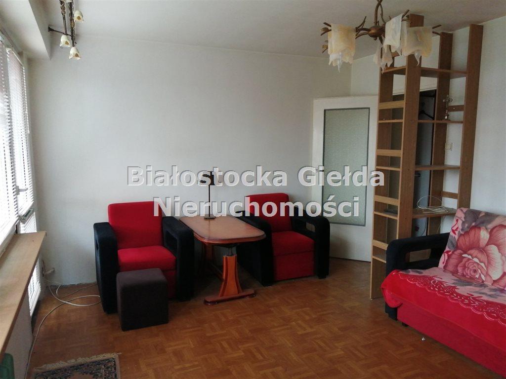 Mieszkanie dwupokojowe na sprzedaż Białystok, Dziesięciny  48m2 Foto 1