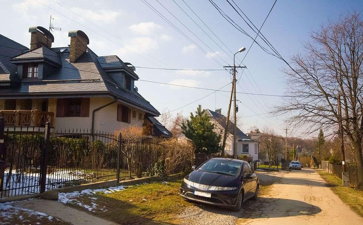 Działka budowlana na sprzedaż Bielsko-Biała, ul. ciasna  836m2 Foto 4