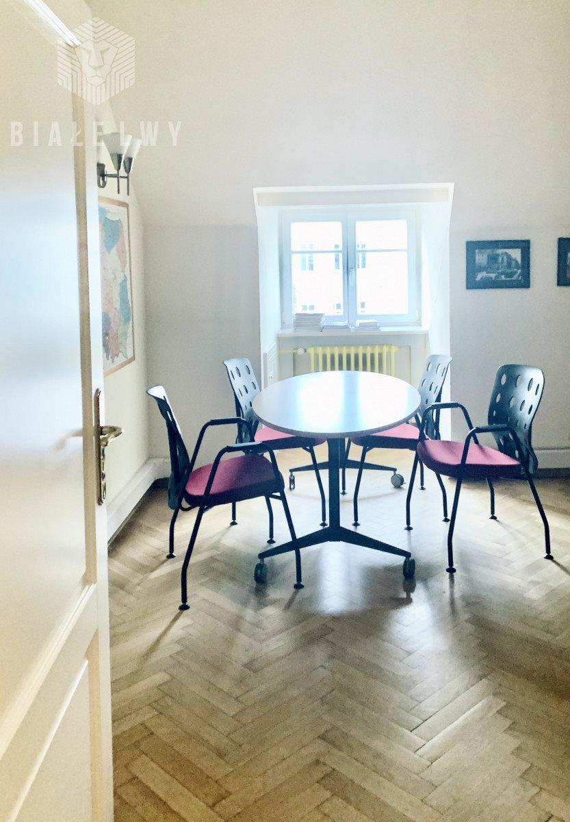 Mieszkanie czteropokojowe  na sprzedaż Warszawa, Śródmieście, Plac Trzech Krzyży  114m2 Foto 5