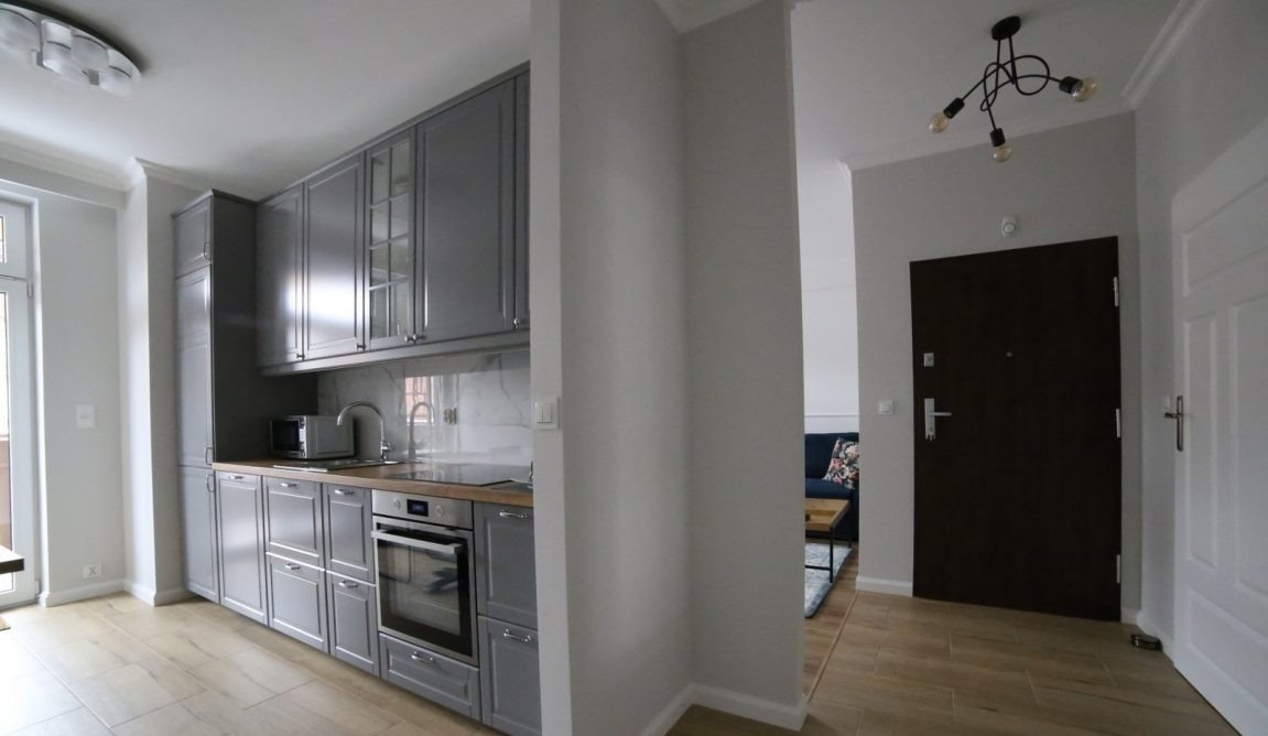 Mieszkanie dwupokojowe na wynajem Toruń, Bydgoskie Przedmieście, Bydgoska  51m2 Foto 7